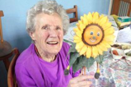 Auntie Joan RIP