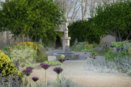 Cleve To Design M&G Garden At Chelsea 2014